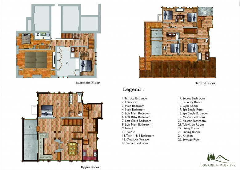 House plan - All in one