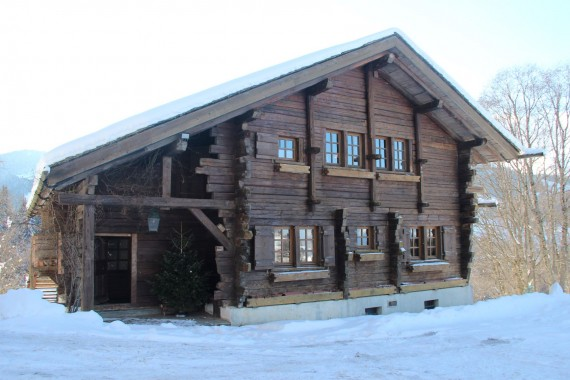 Chalet Elevations